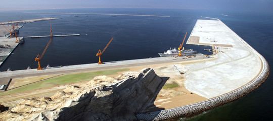 In questa città dell'Oman la Cina sta costruendo una'nuova Dubai '