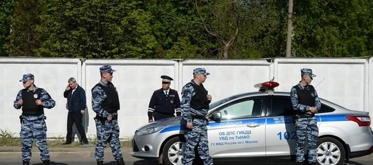 Russia: allarme bombe, evacuazione di massa in diverse città