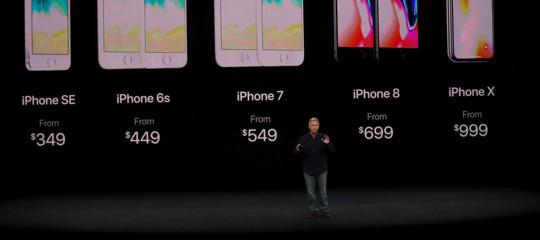 """È il riconoscimento facciale la vera rivoluzione dell'iPhone X: """"Una nuova era"""""""