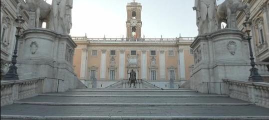 Roma: turista belga denuncia tentato stupro sulle scalinate del Campidoglio