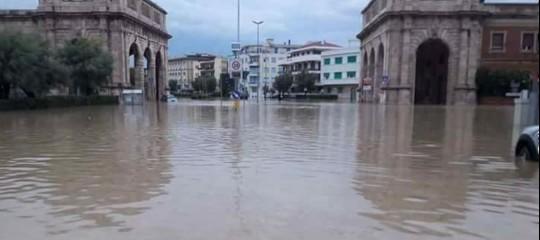 C'è un sito che ti dice se la tua città è esposta al rischio alluvione