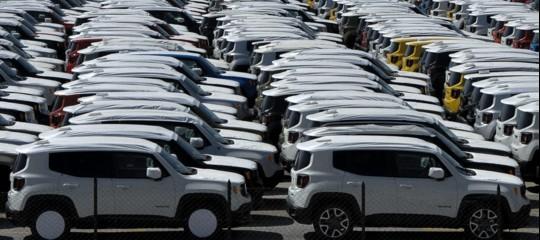 Auto: vendite in Europa +5,5% in agosto, Fca vola a +9,8%