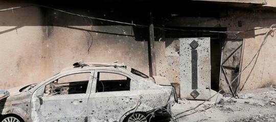 Attentato dell'Isis a Nassiriya , 50 morti