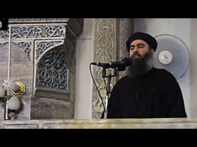 """Isis: la minaccia del 'Califfo nero', """"conquisteremo Roma"""""""