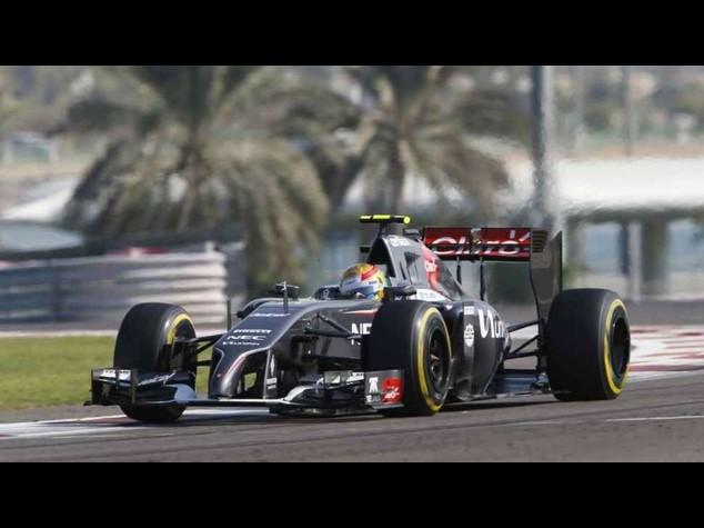 F1: Guttierez is new Ferrari test driver