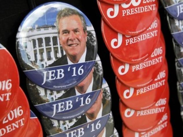 """Usa 2016: Jeb Bush, """"Sono un candidato per la presidenza"""""""