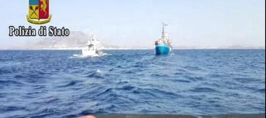 Migranti: 371 sbarcati a Trapani, denunciate violenza in Libia