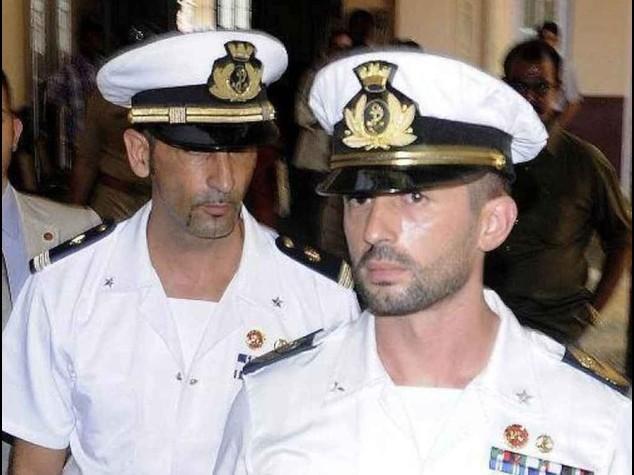 Maro': Corte India rifiuta richieste Girone resta, Latorre richiamato