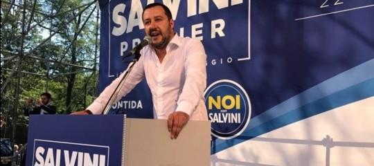 Cosa ha detto Matteo Salvini a Pontida. In 5 clip