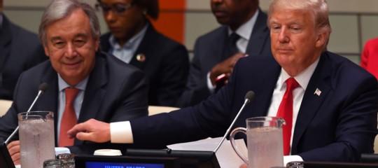 Così Trump all'Onu proverà a 'massimizzare le pressioni' sulla Corea del Nord