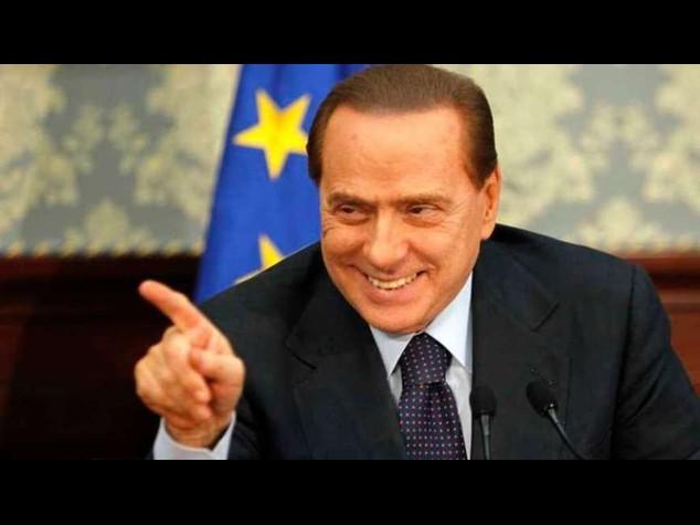 """Ruby: Berlusconi, """"Sono commosso, il percorso di FI non cambia"""""""