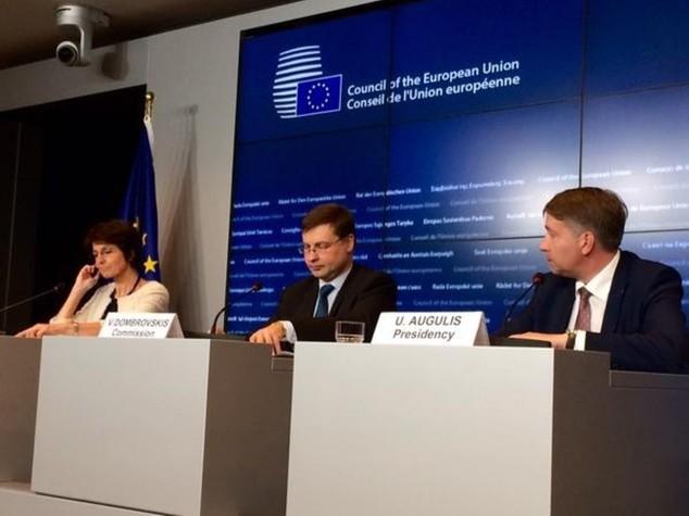 Grecia-Eurogruppo: no intesa Lunedi' vertice straordinario