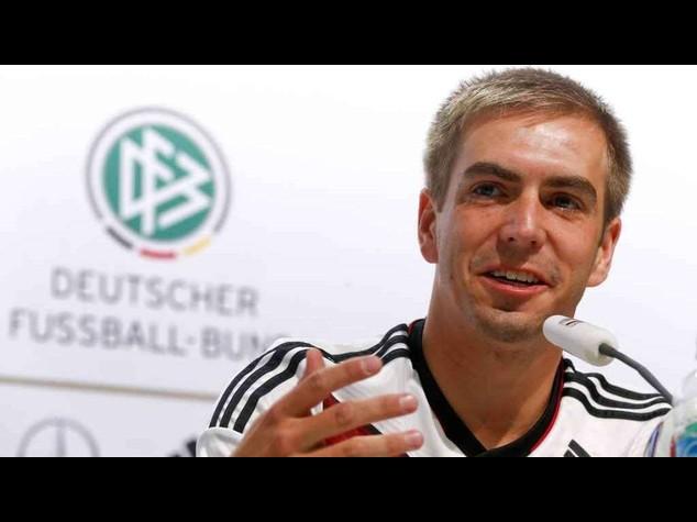 Mondiali: Lahm si ritira dalla nazionale tedesca
