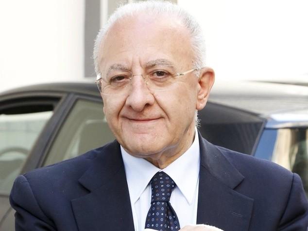 Campania: De Luca proclamato presidente, l'ombra della sospensione