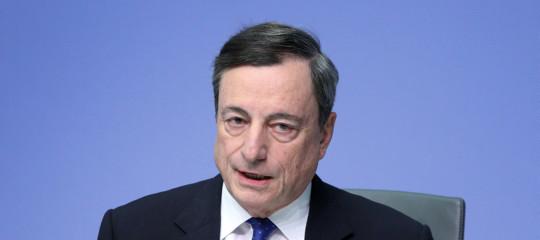 Draghi: scarsa formazione giovani Italia, Spagna, Grecia