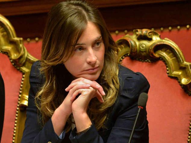 """Riforme: Boschi attacca il M5S, """"svolta illiberale? E' una bugia"""""""