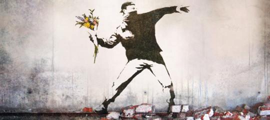 Dove è Banksy ? Tutti i misteri (o quasi) dello street  artist raccontati in un libro