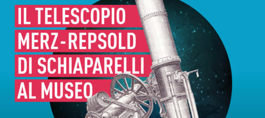 Se vi interessa Marte dovete conoscere il mitico telescopio Schiaparelli