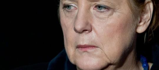 Vittoria amara per Merkel. L'estrema destra è terzo partito