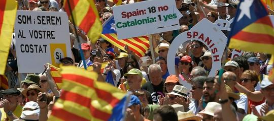Catalogna: procuratore, arresto Puigdemont è un'ipotesi aperta