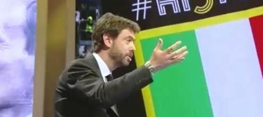 Calcio: Agnelli inibito per un anno; ammenda da300milaeuro allaJuve