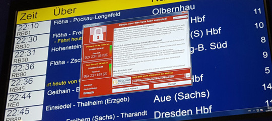 Nell'anno di WannaCry un'epidemia di virus informatici