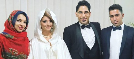 Si è sposata Marziyeh, la ragazza iraniana che visse due volte