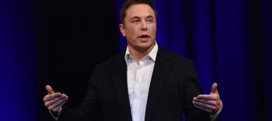 Essere Elon Musk