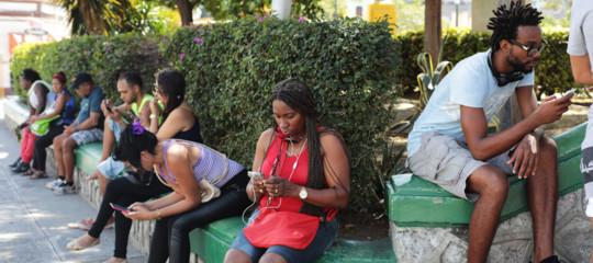 Un Occhio Costa Internet CapodannoMa Entro A Nelle Cuba Case clTF1KJ