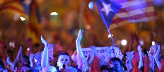 Urne cinesi per il referendum catalano