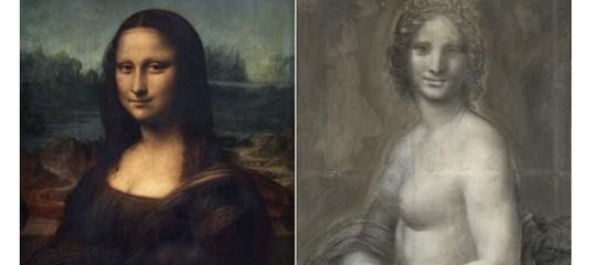 Ecco la Gioconda (nuda) disegnata da Leonardo. Ma è davvero Monna Lisa?