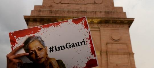 L'India ha un problema con la libertà di stampa. E il fanatismo indù non aiuta