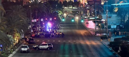 Usa: spari al Casino di Las Vegas , due morti e decine di feriti