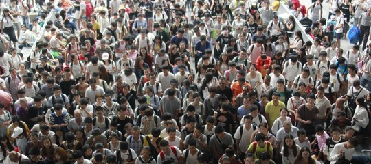 Cos'è la 'super golden week' cinese che produce un giro d'affari di 90 miliardi