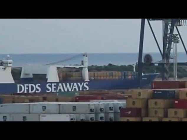 """Ispettori Opac a bordo """"Ark Futura"""" per verifica sicurezza armi chimiche"""