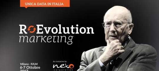 Un viaggio nel marketing con il padre fondatore del marketing strategico: Philip Kotler