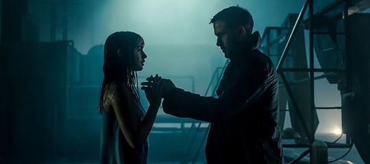 Il nuovo Blade Runner e i tremila cyborg sui treni svedesi