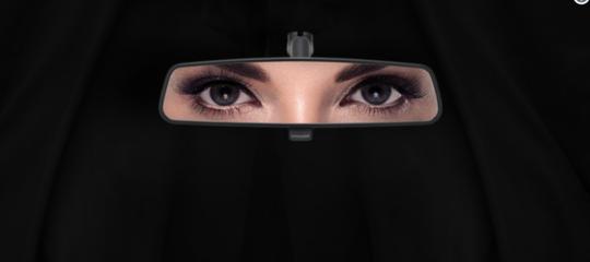 Le pubblicità (molto belle) delle marche di auto dedicate alle donne saudite
