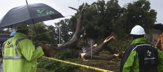 Tempesta in America centrale: 23 morti e 27 dispersi