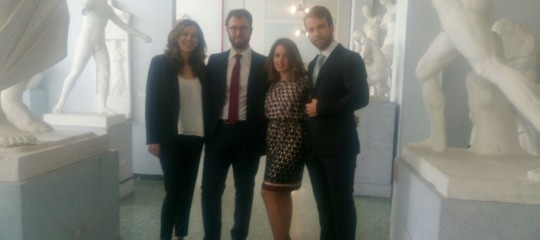 Questi ragazzi sono i primi quattro laureati italiani in Scienza dei Dati