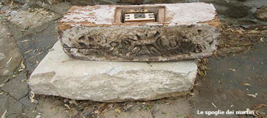 Ritrovati i resti dei santi Sergio e Bacco, soldati martiri patroni degli omosessuali