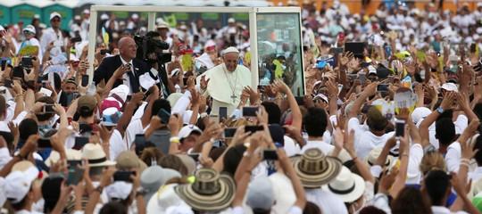 Francesco e la sua venerazione per il popolo