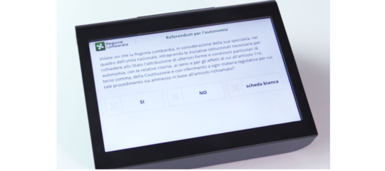 referendum lombardia come si vota tablet