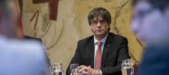 In Catalogna e il giorno della verità, che faràPuigdemont? Le altre news da seguire