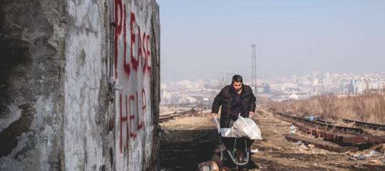 """""""Il ricollocamento dei rifugiati è fallito, dai leader europei piani migratori disumani"""""""