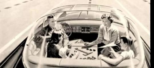 L'auto che si guida da sola sta arrivando, ma non da noi