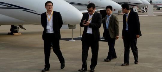 Pechino schiera i colossi per dominare nei mercati dell for Grandi jet d affari in cabina