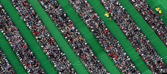 Alle Hawaii sono arrivati 2.454 Ironman da tutto il mondo per la battaglia finale