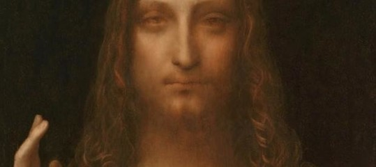 L'incredibile storia del quadro di Leonardo messo all'asta