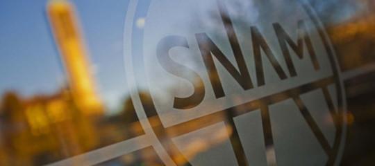 Snam: completa l'acquisto del 100% di Itg e del 7,3% di Adriatic Lng